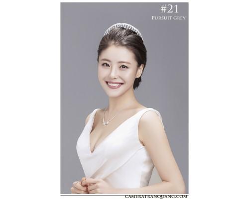 Phông màu số  21 Fashion Grey