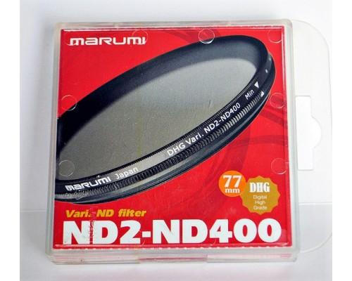 Marumi ND2-ND400