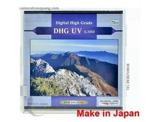 Kính lọc bảo vệ  MARUMI DHG UV