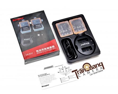 Pin & Sac pin Canon LP-E17