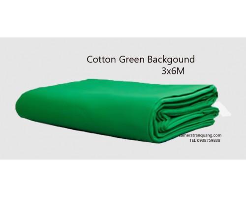 Phông vải Cotton Tách nền Key phông