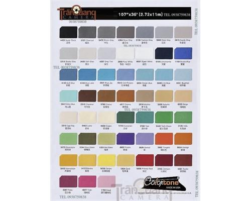 Phông giấy màu Chụp ảnh Studio và sản phẩm