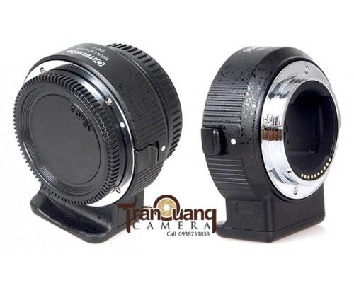 Ngàm Nikon F sang Sony E-Mount AF