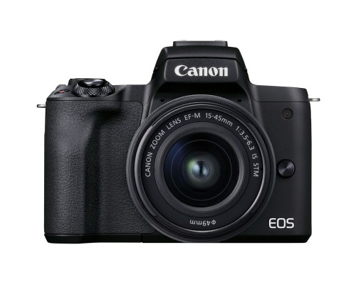 Canon EOS M50 Mark II 15-45mm STM