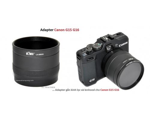 Adapter Canon G16