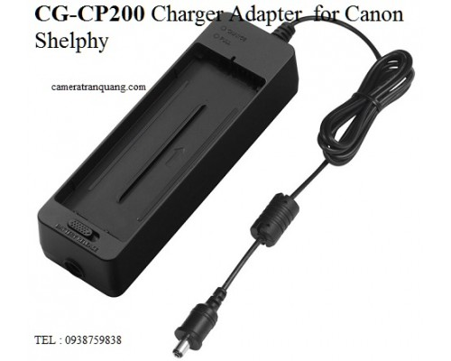 Adapter CP200 sạc pin máy in ảnh
