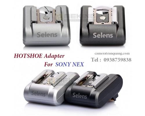 Adapter Hotshoe cho SONY NEX5/NEX3