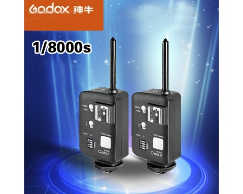 Godox Cell II 2,4Ghz