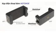 Đế HOTSHOE cho Micro Receiver