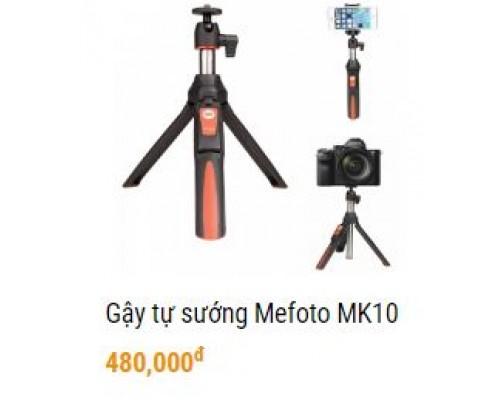 Gậy tự sướng Mefoto MK10