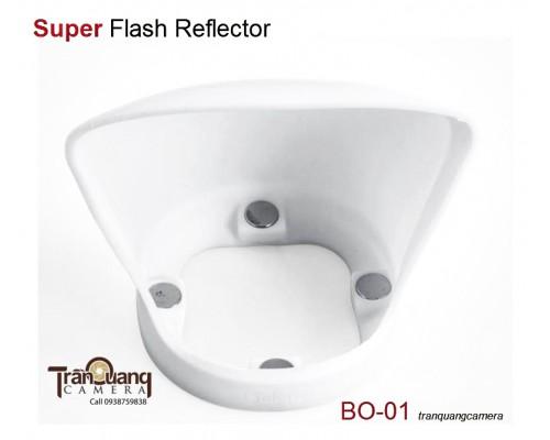 SELEN flash reflector (tay gấu cao su )