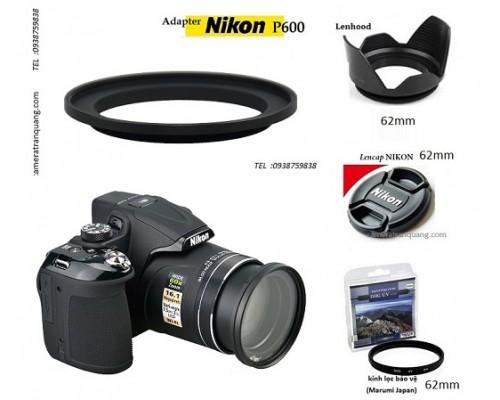 Adapter Nikon P600