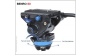 Benro Video Head S8