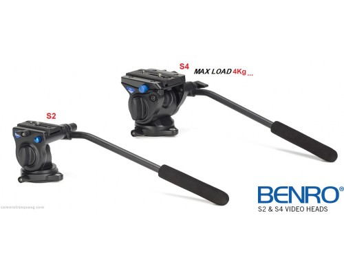 Benro Video Head S4