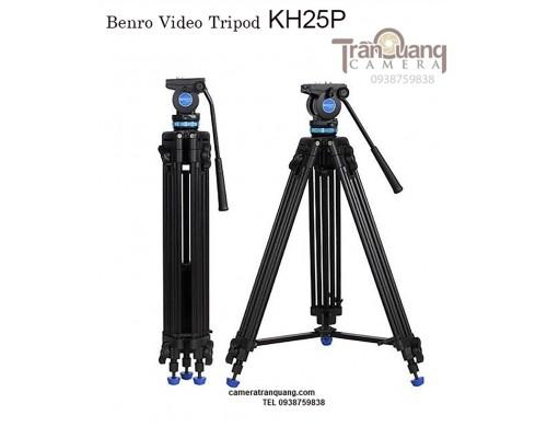 Benro Video Tripod KH25P