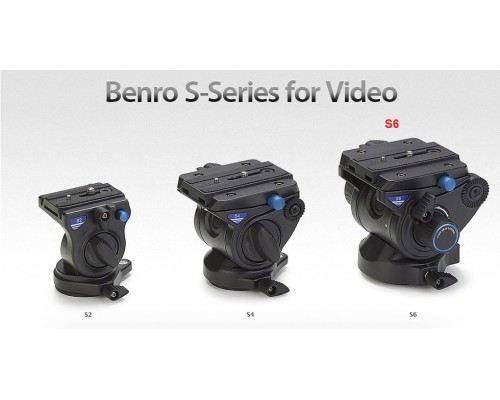 Benro Video Head S6