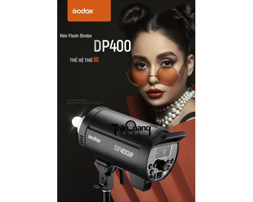 GODOX DP600III Strobe flash