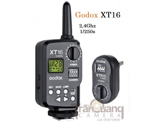 Godox XT-16 2.4Ghz 100m