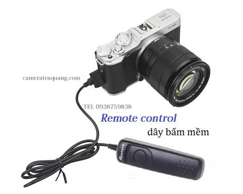 Dây bấm Remote Canon Nikon Sony