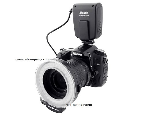 Macro LED Ring Flash FC-100