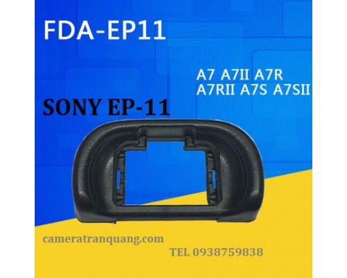 Sony EYECUP EP-11 cho  A7 A7R A7S  A7R2 A7S2  A7M2