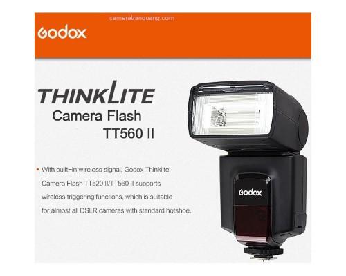 Godox TT560II kèm flash Trigger