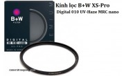 B+W XS-Pro UV-Haze MRC nano