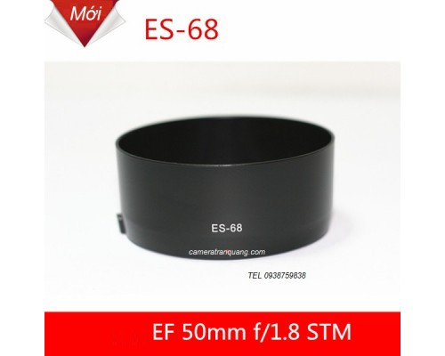 ES-68 for canon 50mmf1.8 STM