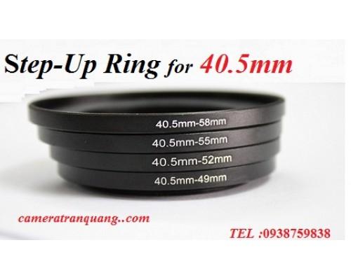Step-ring 40.5mm/49mm