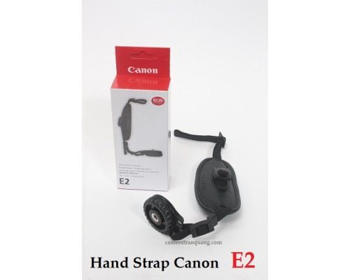 Handstrap E2 DSLR Mirrorless