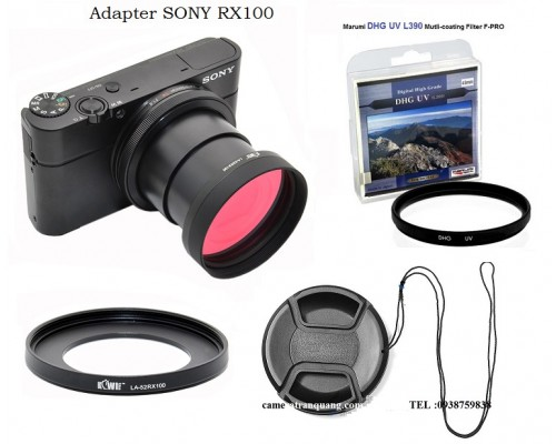 Adapter SONY RX100