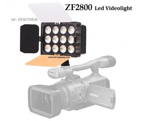 Led Videolight ZF2800