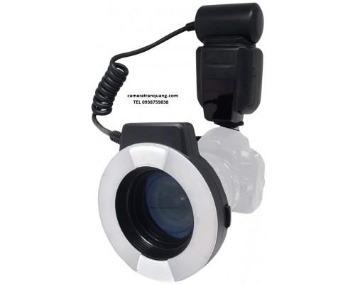 Mcoplus 14EXT-C 5500K Macro TTL Ring Flash