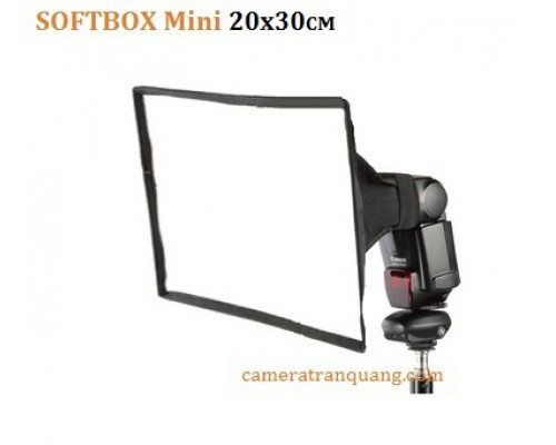 Softbox MINI  25x30cm
