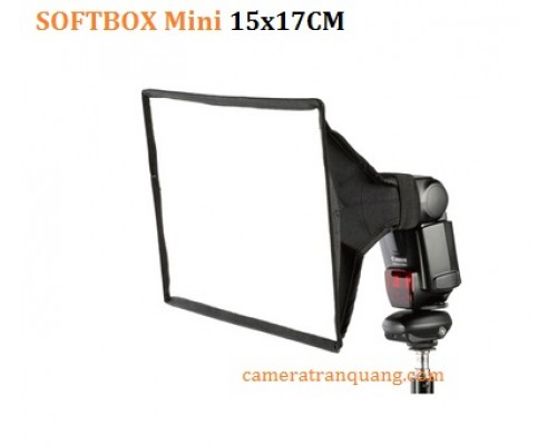 Softbox MINI  15x17cm