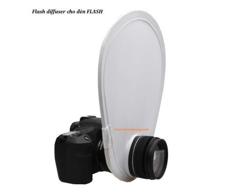 Diffuser Ovan cho đèn Flash
