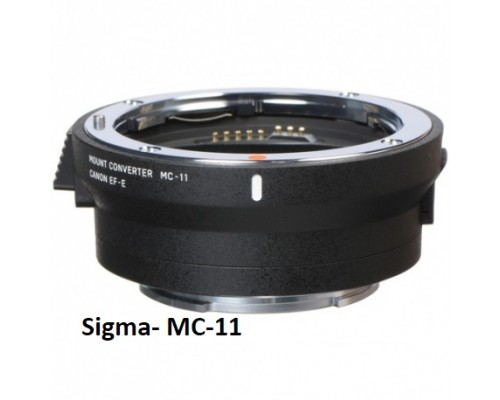 Sigma MC-11 Adapter