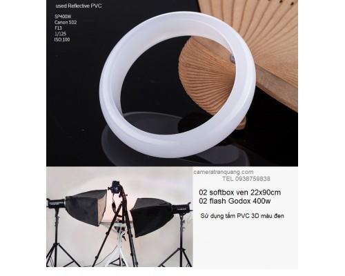 Phông PVC 3D 1,2 X 2m