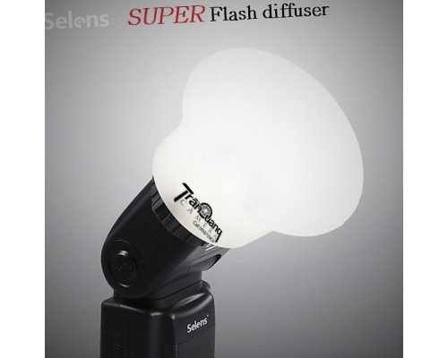 SELEN flash diffuser