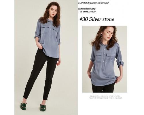 Phông # 30 Silvertone