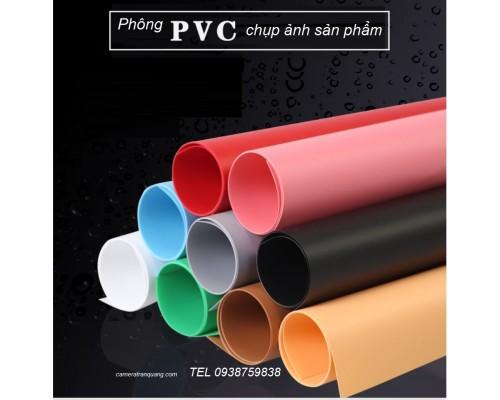 Phông PVC 1x2m
