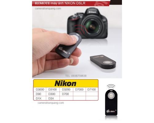 ML-L3 Nikon Remote