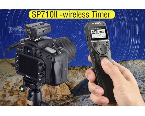 Wireless Remote Timer SP710II