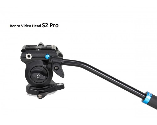 Benro Video Head S - Pro