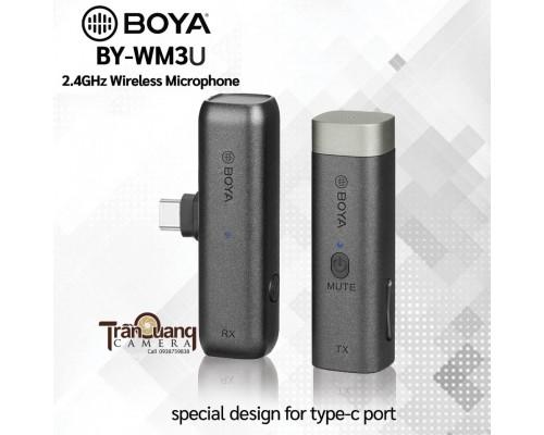 Micro Boya WM3U for ANROID
