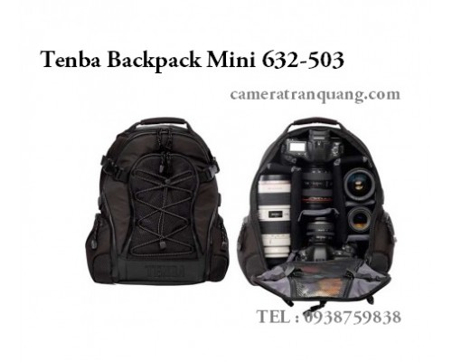 Balô Tenba Backpack Mini 632-503