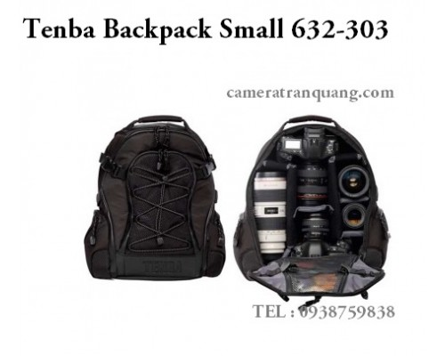 Tenba Backpack Small 632-303