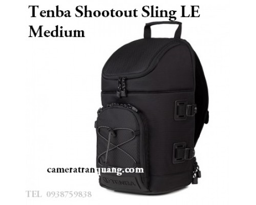 Balô 1 quai Tenba Shootout Sling LE Medium