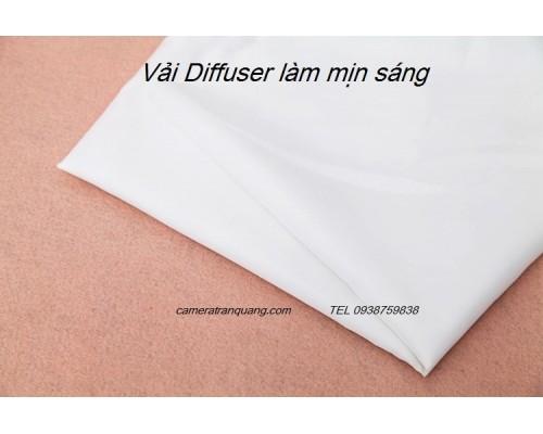 Vải Diffuser làm mịn ánh sáng
