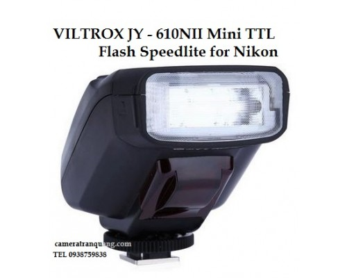 Flash Mini Viltrox 610N TTL for Nikon